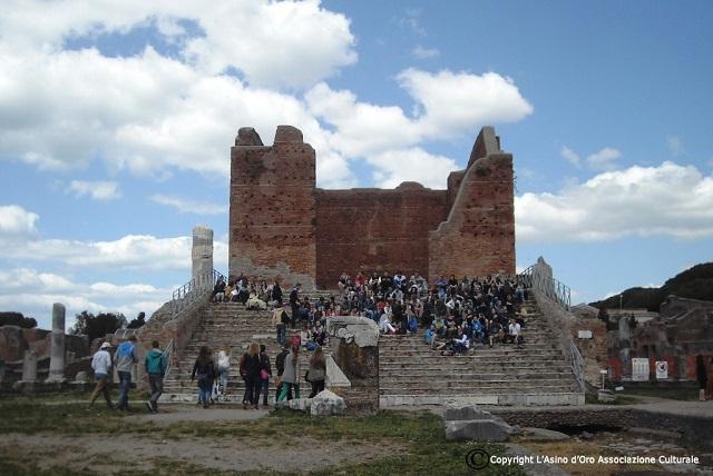 Foro (Ostia Antica)