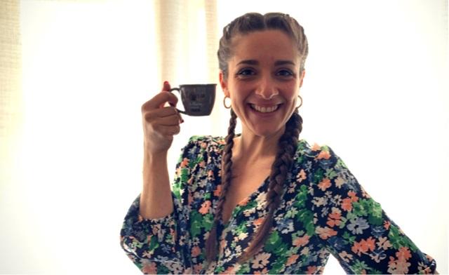 """Ludovica Di Donato """"l'attrice che ti insegna a recitare"""" sui social"""
