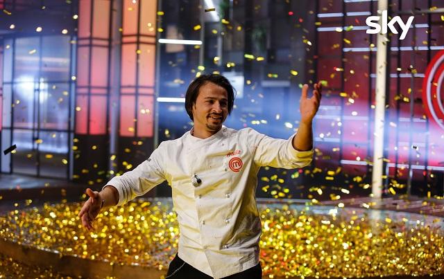 Francesco Aquila è il vincitore della decima edizione MasterChef Italia