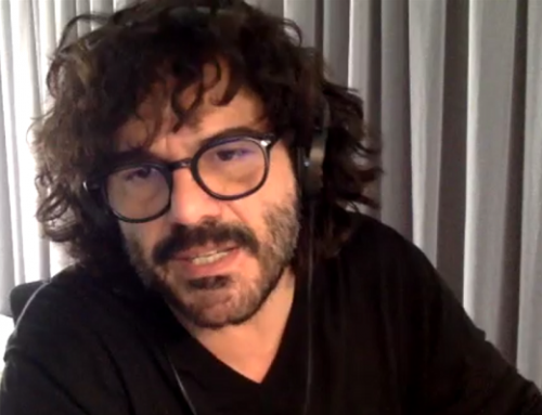 """Sanremo 2021: Francesco Renga parla del suo brano """"Quando trovo te"""""""