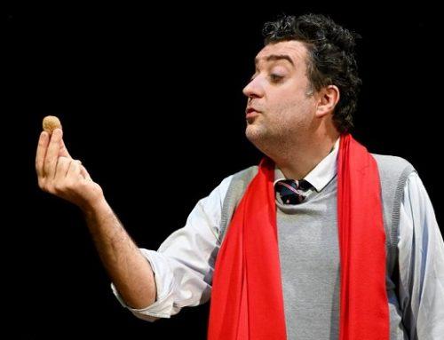 In viaggio con Fellini – Note, ricordi, sue fantasie al Teatro Lo Spazio
