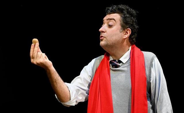 In viaggio con Fellini - Note, ricordi, sue fantasie al Teatro Lo Spazio