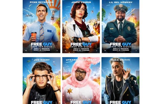 Free Guy – Eroe per Gioco: trailer e recensione del nuovo film Disney