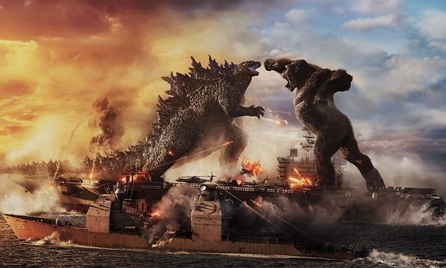 Godzilla vs Kong: ecco le prime immagini e il trailer ufficiale italiano
