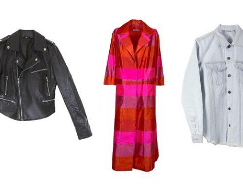 Giacche per la primavera 2020: ispirazioni anni 80, trench e tanto colore