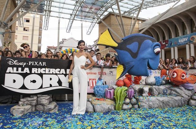"Giffoni 2016: BabyK presenta ""Alla ricerca di Dory"" Disney-Pixar"