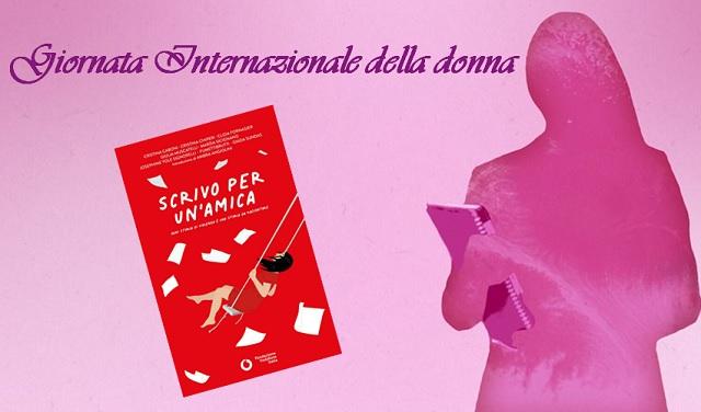 #Scrivoperunamica: l'iniziativa Vodafone contro la violenza di genere