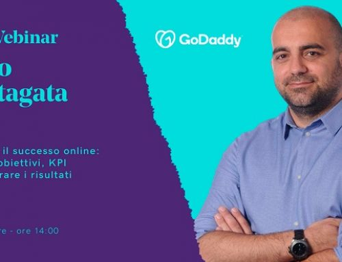 GoWebinar di GoDaddy per far crescere il tuo business online