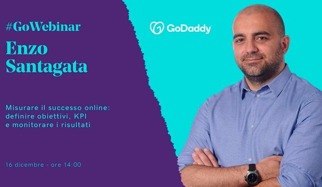 GoWebinar di GoDaddy per far crescere il tuo business online