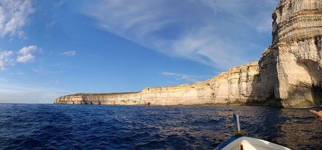 Gozo Cliffs by Fabrizio Novali