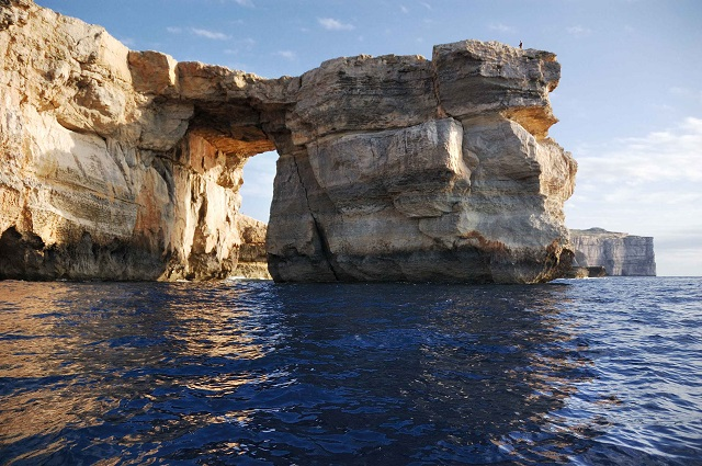 Gozo - Dwejra The Azure Window by Maurizio Modena