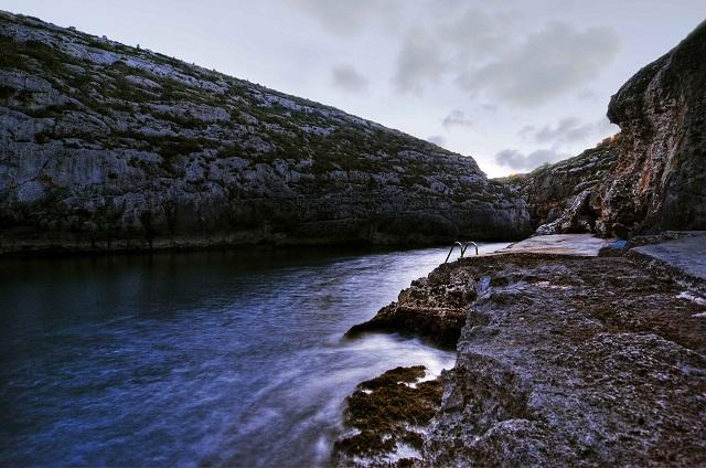 Gozo - Mgarr Ix-Xini by Clive Vella
