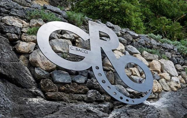 L'artista ligure Carlo Bacci inaugura GRO, una nuova scultura