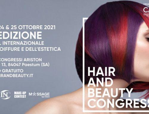 Hair and Beauty Congress: expo, eventi e novità da non perdere