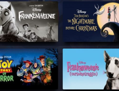 Happy Disney+ Hallowstream con i film e gli speciali di Halloween