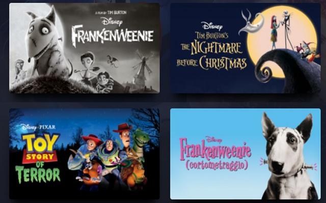 Happy Disney+ Hallowstream con i film e gli speciali di Halloween