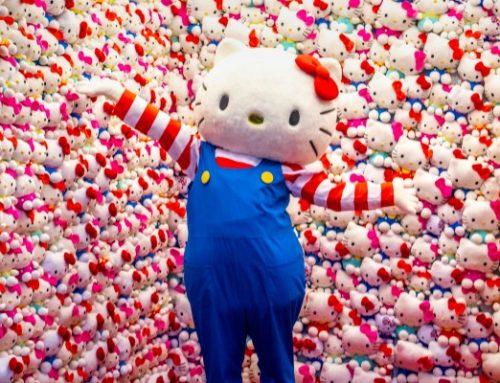 Hello Kitty: festeggia i 45 anni a Milano con un party esclusivo