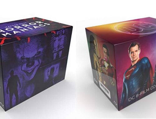 Novità Warner Bros.: Horror Maniacs e DC 8 Film Collection Box Set
