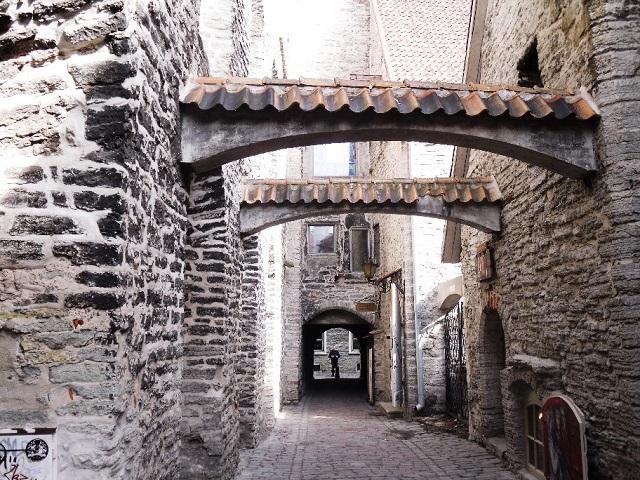Passaggio di Santa Caterina (Tallinn)