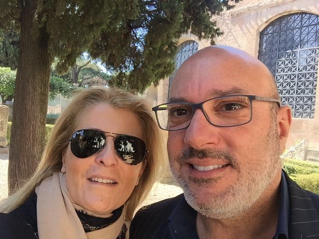 Francesca Mura e Roberto Carminati (In Acqua)