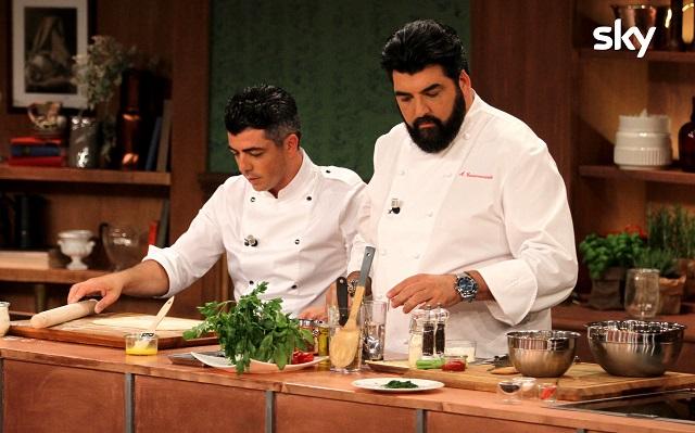 Antonino Chef Academy: dall'alta cucina francese alla cucina sostenibile
