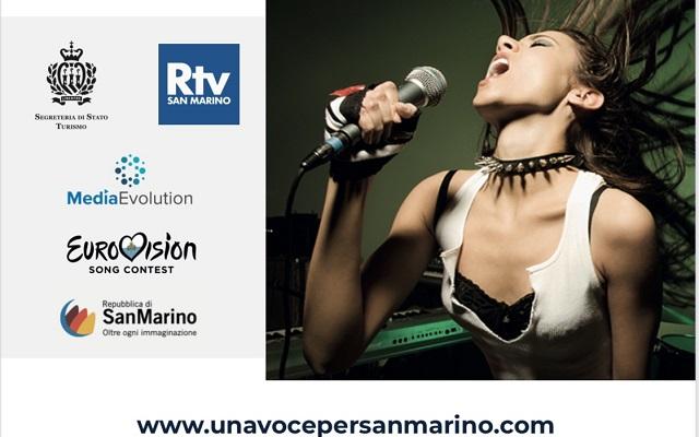 Una Voce per San Marino il festival che ti porta a Eurovision song contest