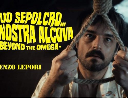 "Intervista a Lorenzo Lepori protagonista dell'horror ""Beyond the Omega"""
