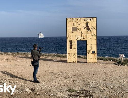 Il Testimone: di PIF riparte dal 23 ottobre con due puntate su Lampedusa
