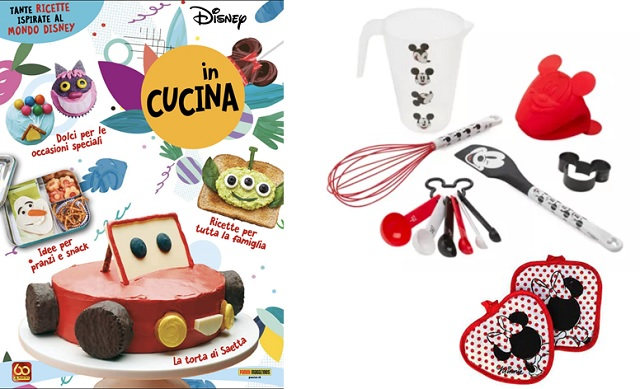 Disney in Cucina: ricette golose per ricreare la magia Disney in cucina