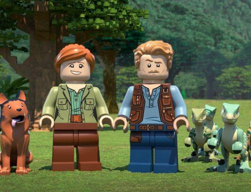 Lego Jurassic World: la leggenda di Isla Nublar su BOING dal 20 luglio
