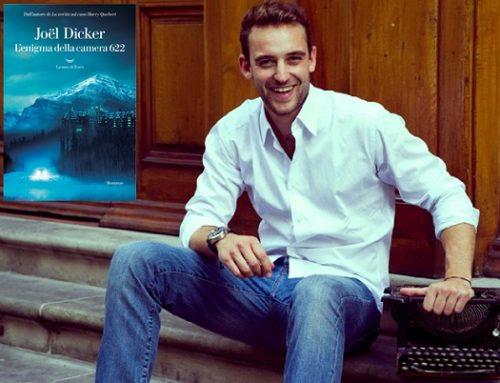 Novità in libreria: L'enigma della camera 622 di Joël Dicker (recensione)