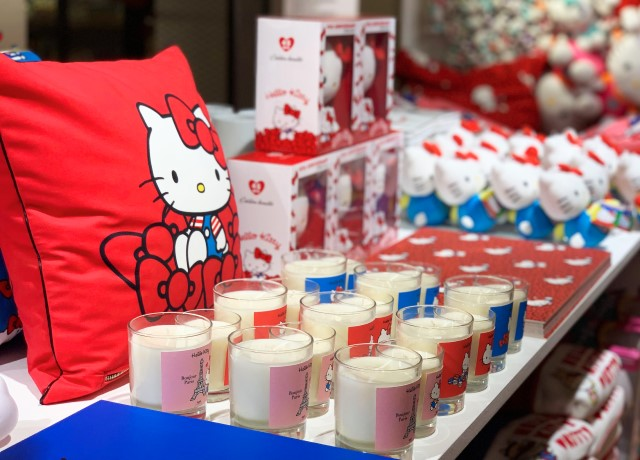 Hello Kitty 45° anniversario