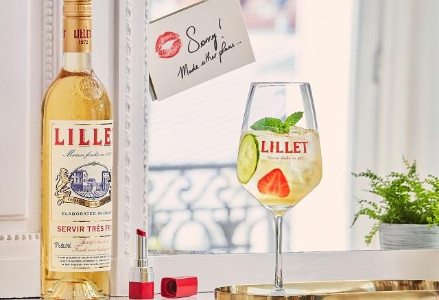 LILLET, l'aperitivo alla francese sbarca in Italia: Blanc, Rouge o Rosé