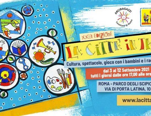 La città in tasca 2021: da mercoledì a Roma la 26esima edizione