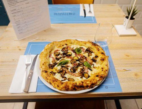Pizzeria 081: nuove pizze e rinnovo del locale a Melegnano