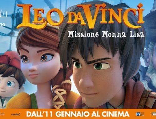 """Sorrento 2017: Leo Da Vinci """"missione"""" albero di Natale"""