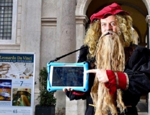 Mostra di Leonardo da Vinci: alla scoperta degli angoli più belli di Roma