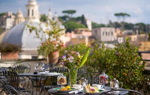 i migliori ristoranti dove mangiare all'aperto tra terrazze e dehors