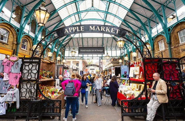 Londra Apple Market