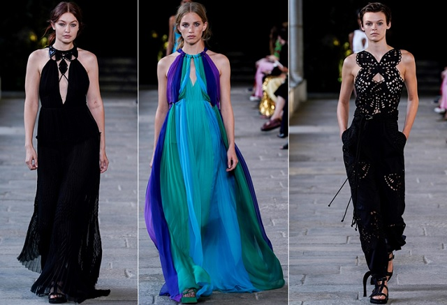 Milano Fashion Week: moda Primavera Estate 2022