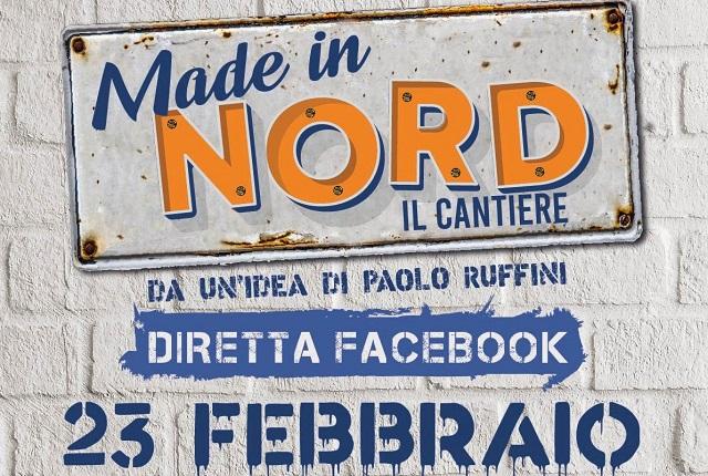 Made in Nord: il nuovo Comedy show in diretta su Facebook