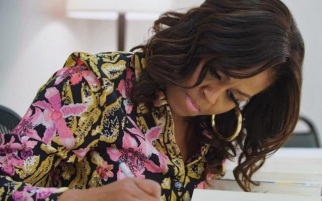 Becoming: il docufilm sulla vita di Michelle Obama (recensione)