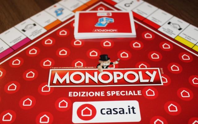 Viaggiare: Monopoly, l'idea giusta per non annoiarsi durante il tragitto