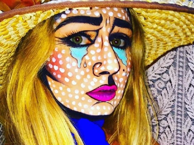 Trucco-carnevale-Pop-Art-Ciaramella