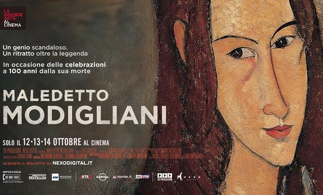 Maledetto Modigliani il docu-film che ne racconta la vita e la produzione