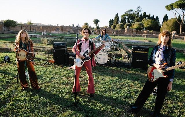 Maneskin l'emozionante anteprima live del nuovo singolo Vent'anni