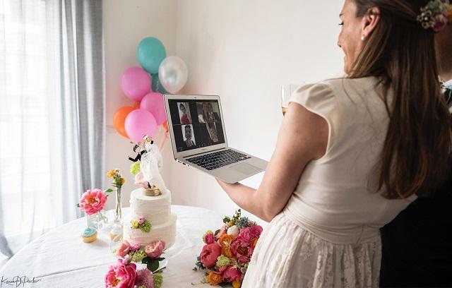 Matrimonio in casa: la nuova iniziativa di Michelle Carpente