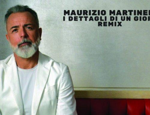 """Maurizio Martinelli presenta il singolo """"I dettagli di un giorno"""" (Remix)"""