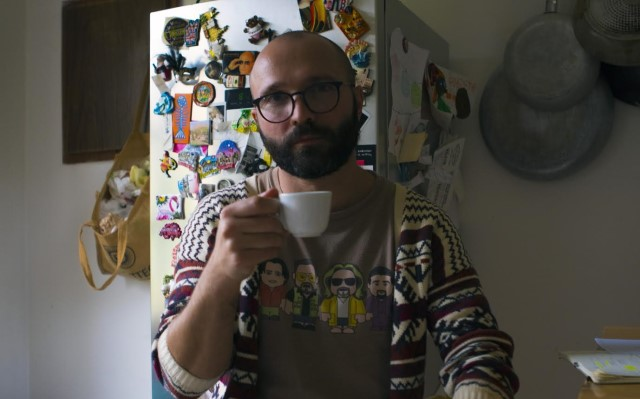 Michele Saia: un caffè dal sapore dolce amaro dei ricordi