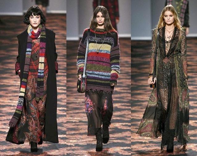 Etro - Milano Moda Donna Autunno Inverno 2016-2017
